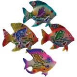 Magnet Seaside Fish Lustre