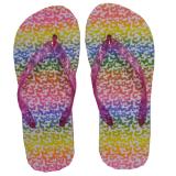 Shoe  Rainbow Butterfly F/flop 10-2