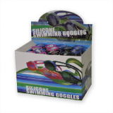 Goggles In Zip Case And D/box