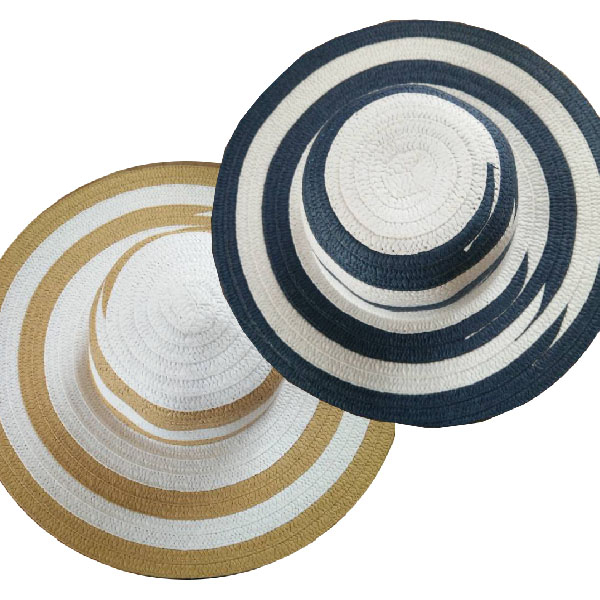 4017e55a9ae Hat Ladies Coloured Bands   Palgrave