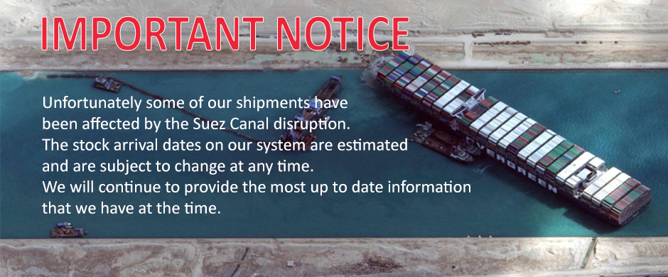 Suez Disruption