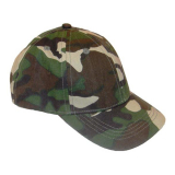 Baseball Cap Camoflauge Childs