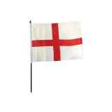 Flag England St Georges 12 X 18