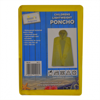 Poncho Childs 45 X 72
