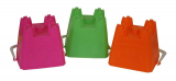 Bucket Castle Small Neon Cols