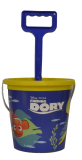 Bucket Finding Dory With Spade