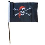 Flag 18 X 12 Pirate