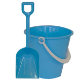 Bucket & Spade Food Quality Blue