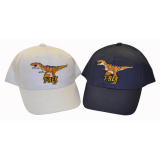 Hat Kids Baseball Cap Dinosaur