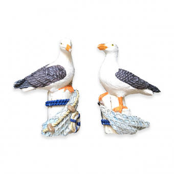 **magnet Resin  Seagulls 2 Assorted**
