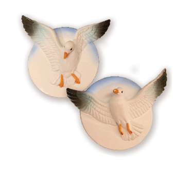 Seagull Magnet 2 Asstd