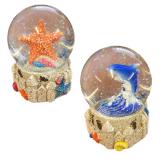65mm Water Globe Sandcastle