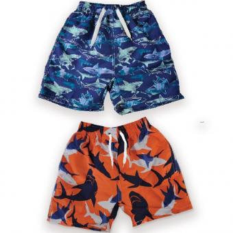 Boys Printed Shorts 2-7
