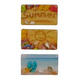 Magnet Sunshine/sand With Shells