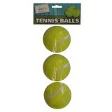 Tennis Balls (3) In Bag