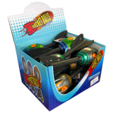 Rocket Ball With Whistle 27cm