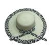 Hat Ladies 40cm Banded Wide Brim