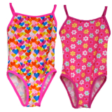 Swim Swimsuit Age 2-7 2 Asstd