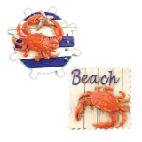 Magnet Crab 2 Assorted