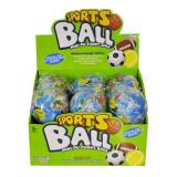 Pu Globe Ball 10cm Display Boxed