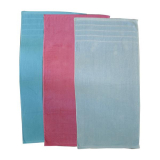 Plain Towels 3 Assorted 140cm X 70cm