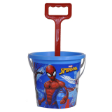 Bucket Spiderman With Spade
