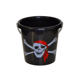 *early Buy* Bucket 17cm Pirate