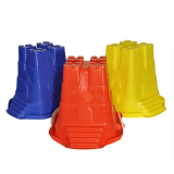 Bucket 10.5 Inch Sq/castle W/pourer