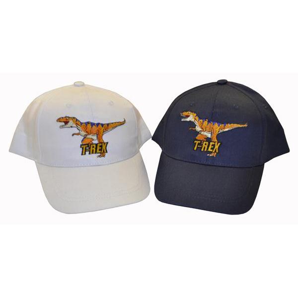 Hat Kids Baseball Cap Dinosaur   Palgrave 32b6f8c5a525