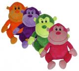 Plush Neon Monkey (25cm)