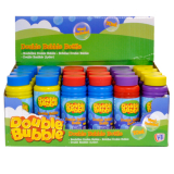 Bubble Tubs W/ Wand Small