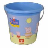 Bucket Peppa Pig 17cm