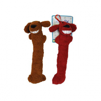 Dog Plush Toy With Squeaker