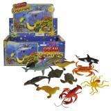 Ocean Animals 10 - 18 Cm