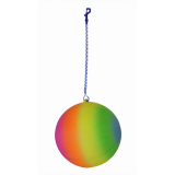 F/ball Rainbow Ball With Keychain