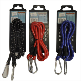 Stretch Cord With Clip 120cm X 8mm