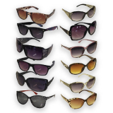 Sunglass Ladies 72 Assorted Pack
