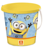 Bucket Minions 17cm