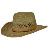 Straw Ausie Hat