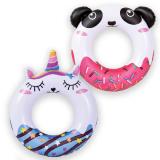 Swim Ring Animal Doughnut 21.5inch