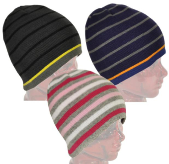 Striped Hat Adult