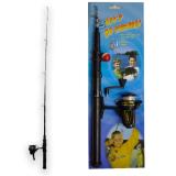 Fishing Set 65inch (165cm) Telescopic